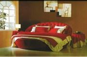 Круглые кровати под заказ и матрасы к ним
